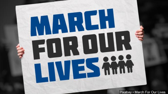 Students: 1 million expected at anti-gun-violence marches