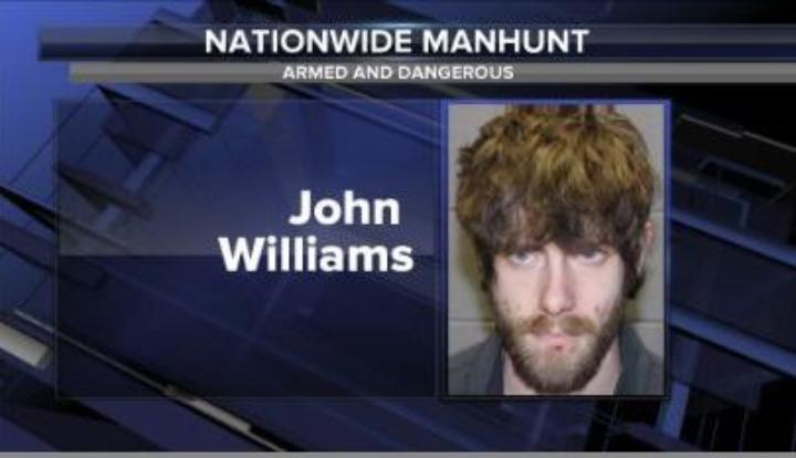 Authorities update public on search for John Williams