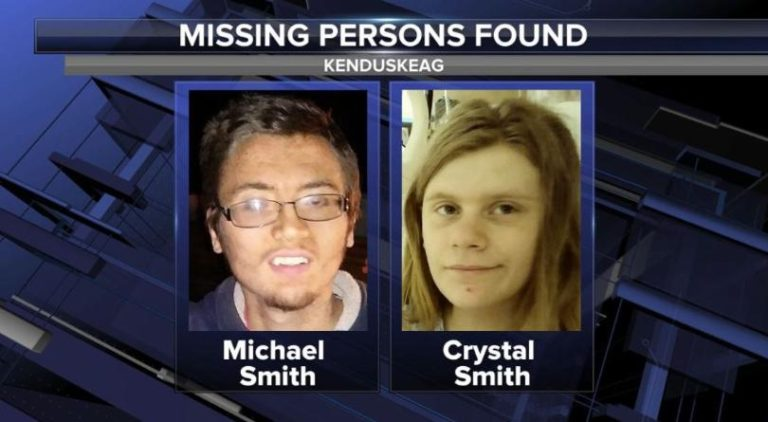 UPDATE: Missing siblings have been arrested