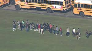 Up To The Minute Time Line Of Events On The School Shooting in Texas