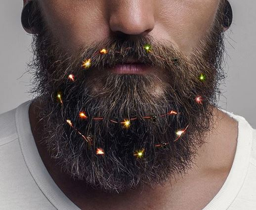 Decorating Your Beard