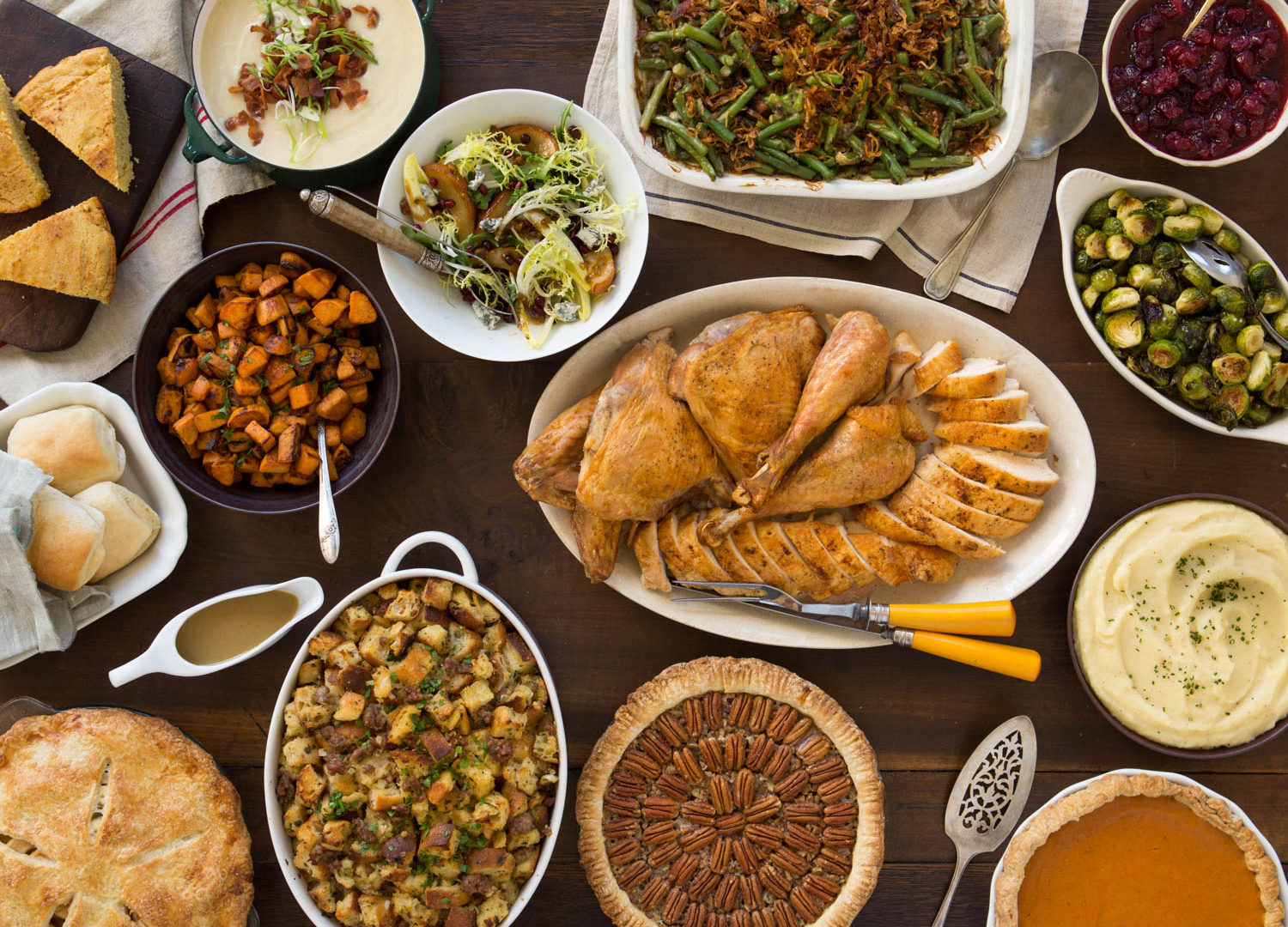 Your Favorite Thanksgiving Dish Says a Lot About Your Personality